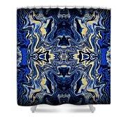Art Series 9 Shower Curtain