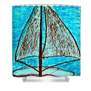 Art Therapy 146 Shower Curtain