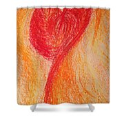 Art Therapy 152 Shower Curtain