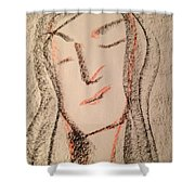 Art Therapy 156 Shower Curtain