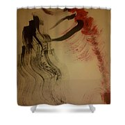 Art Therapy 19 Shower Curtain