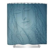 Art Therapy 58 Shower Curtain