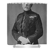 Arthur, Duke Of Connaught (1850-1942) Shower Curtain