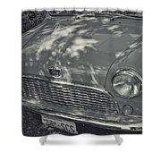 Austin Healy Shower Curtain