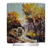 Autumn 673121 Shower Curtain