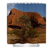 Ayers Rock Shower Curtain