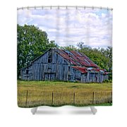 Barn 32 Shower Curtain