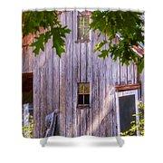 Barn Story Shower Curtain
