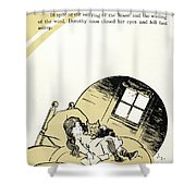 Baum The Wizard Of Oz Shower Curtain