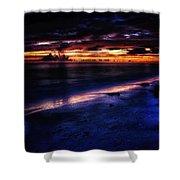 Beach 10 Shower Curtain