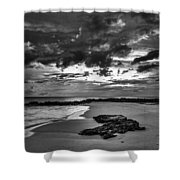 Beach 21 Shower Curtain