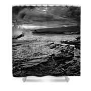 Beach 30 Shower Curtain