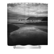 Beach 34 Shower Curtain