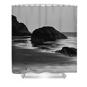 Beach 35 Shower Curtain