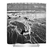 Beach 39 Shower Curtain