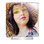 Being Your Own Person Shower Curtain