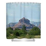 Bell Rock Sedona Shower Curtain