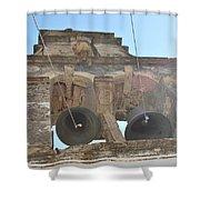 Bell Tower 1584 Shower Curtain