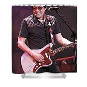 Big Head Todd - Todd Mohr Shower Curtain