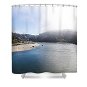 Big River Shower Curtain