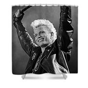 Billy Idol Shower Curtain