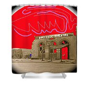 Birdcage Theater Number 2 Tombstone Arizona C.1934-2009 Shower Curtain