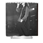 Black Sabbath Tony Martin Shower Curtain