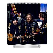 Blackie And The Rodeo Kings Shower Curtain