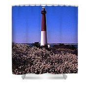 Blooming Barnegat Shower Curtain