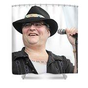 Blues Traveler Shower Curtain