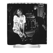 Bob Geldof Shower Curtain