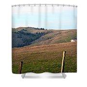 Bodega Hills Shower Curtain