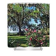 Bok Tower Gardens Shower Curtain