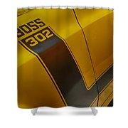 Boss 302 Shower Curtain