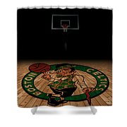 Boston Celtics Shower Curtain