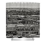 Boulevard Brewing Company Shower Curtain