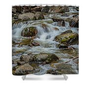 Bridalveil Creek Yosemite Shower Curtain
