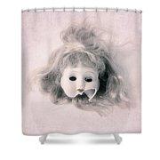 Broken Head Shower Curtain