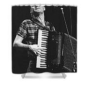 Bruce Hornsby Shower Curtain