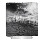 Bruneau Dunes State Park Idaho Shower Curtain
