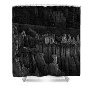 Bryce Canyon 13 Shower Curtain