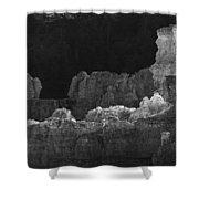 Bryce Canyon 14 Shower Curtain