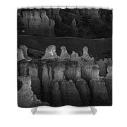 Bryce Canyon 17 Shower Curtain