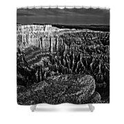 Bryce Canyon 7 Shower Curtain