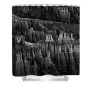 Bryce Canyon 8 Shower Curtain