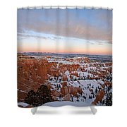 Bryce Canyon National Park Utah Shower Curtain
