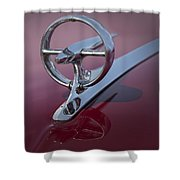 Buick 56c Super Classic Shower Curtain