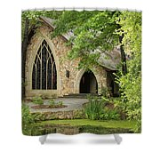 Callaway Chapel Shower Curtain