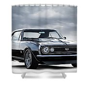 Camaro Ss Shower Curtain
