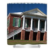 Camden County Courthouse Shower Curtain